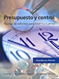 img - for Presupuesto Y Control: Pautas De Reforma Para America Latina (Spanish Edition) book / textbook / text book