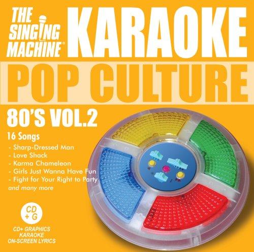 Karaoke: Pop Culture 80s 2 (Punk Karaoke)