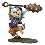 Game Characters Collection DX Monster Hunter Portable 3rd Otomo Airou (reeds La cat series)