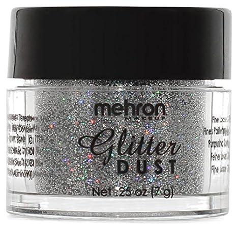 Mehron Makeup Glitter Dust Face & Body Paint