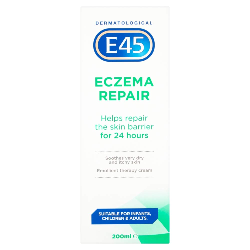 E45 facial international delivery something
