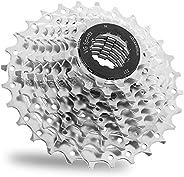 8-11Speed Cassette Heavy Duty Bike Freewheel, Anti-Rust Wear-Resistant 11-28T Flywheel Sprocket Easy to Instal