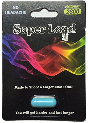 Super Load Platinum Sexual Enhancement product image
