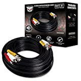 Night Owl 100' in-Wall Rated Video/Power/Audio