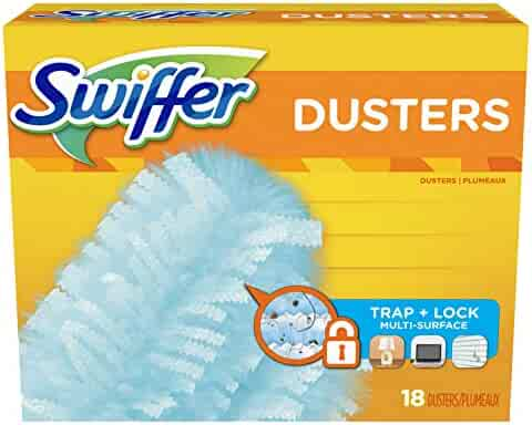 Swiffer, Multi Surface Refills, Unscented Scent, 18 Count