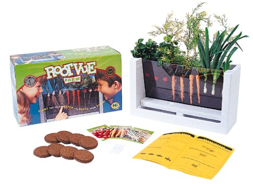 Root-Vue Farm - Watch the roots develop