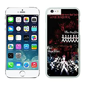 NEW DIY Unique Designed Case For Iphone 6 Three Days Grace (4) iphone 6 White 4.7 TPU inch Phone Case 418