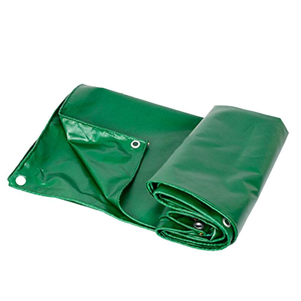 Wasserdichte Plane PVC Heavy Duty Sonnencreme Regendichtes Tuch Verdickung LKW Plane Zelt (größe   3  4m)