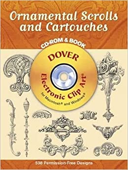 }ONLINE} Ornamental Scrolls And Cartouches (Book & CD) (Dover Electronic Clip Art). brings Publica Parte Rhode mejores