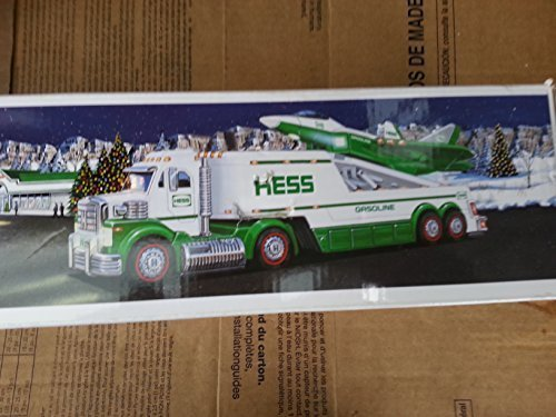 Hess 2010 Exclusive Truck with Jet Toy