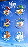 2014 Disney Mickey's Very Merry Christmas Party Box Set with Completer Pin LE 900