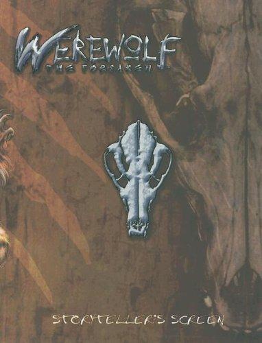 Werewolf: The Forsaken Storyteller's Screen pdf epub