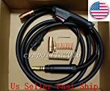 US SELLER, MIG WELDING GUN &TORCH 15' 180AMP replace Magnum 100L K530-6 & Magnum PRO 175L (ETA: 2-8 WORK DAYS)