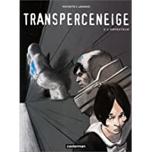 TRANSPERCENEIGE T02 : L'ARPENTEUR (NOIR ET BLANC)