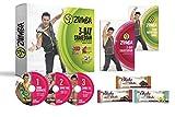 Zumba 3-Day Shakedown DVD System