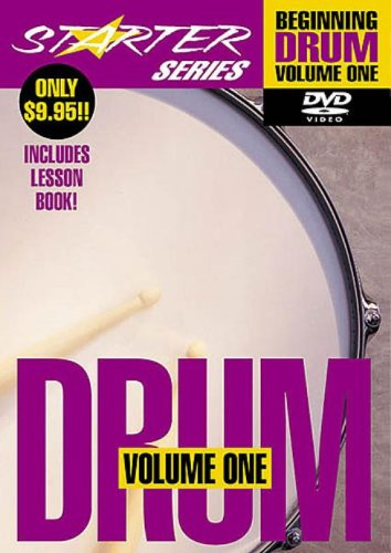 Beginning Drum Vol. 1 DVD - Starter Series (Bass Pedersen)