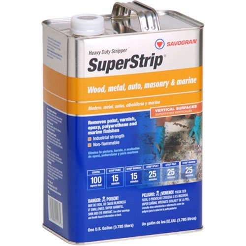 Savogran 01133 SuperStrip Heavy Duty Stripper Paint/Varnish Remover