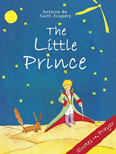 THE LITTLE PRINCE ST EXUPERY EBOOK DOWNLOAD