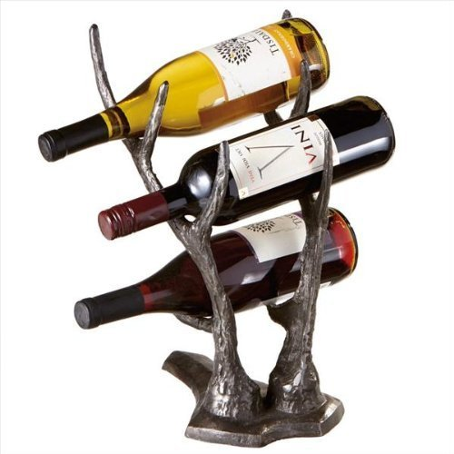 ler Wine Bottle Holder (Antler Wine Bottle Holder)