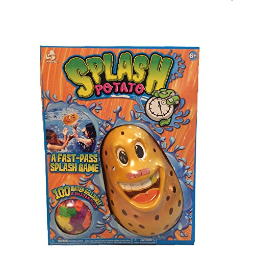 Splash Potato Water Toy Game