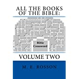 All the Books of the Bible: Bible Crossword: Volume Two
