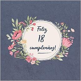 Feliz 18 Cumpleaños: El libro de firmas evento | Libro De ...
