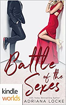 Imperfect Love: Battle of the Sexes (Kindle Worlds Novella) by [Locke, Adriana]