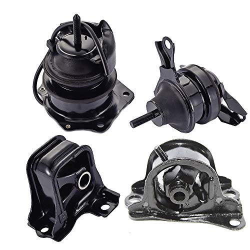 Engine Motor Mount Fits 2002 2001 2000 1999 1998 Honda Accord 2.3 L4 Cylinder Auto AT Automatic Transmission Trans