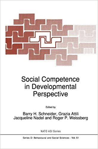 Book Social Competence in Developmental Perspective (Nato Science Series D:)