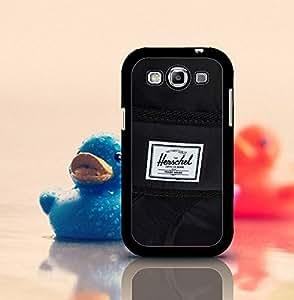 Pretty Pattern Galaxy S3 Funda Case Brand Logo Herschel Supply Co - Vintage Design Rugged High Impact Dust-Proof Tough Back Film Protector Skin For Samsung Galaxy S3