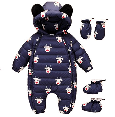 dressing 1 year old for winter - 4