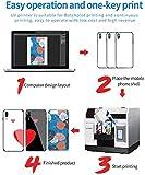 UV Flatbed Printer,A4 Automatic UV Printer with
