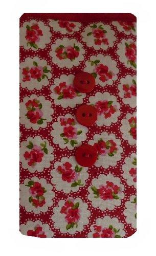 Roses rouges iPhone 6 Sock / pochette / Case