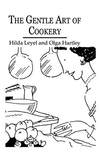 Gentle Art Of Cookery by Brand: Routledge