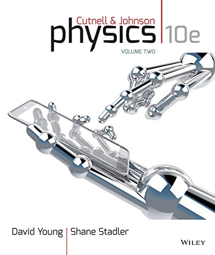 Physics 10e, Volume 2 + WileyPLUS Registration Card