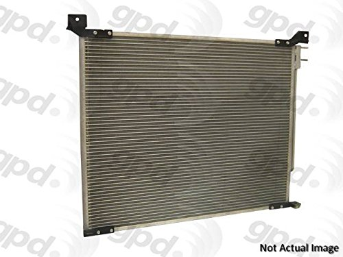 Global Parts Distributors 3746C Condenser