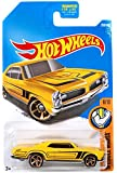 Hot Wheels '67 Pontiac GTO Muscle Mania 359/365, Yellow