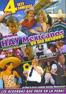 Hay Mexicanos Un Dia Despues - 4 Peliculas (Spanish DVD)
