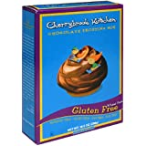 Cherrybrook Kitchen Gluten Free Chocolate Frosting Mix, 10.5-Ounce Boxes (Pack of 6)