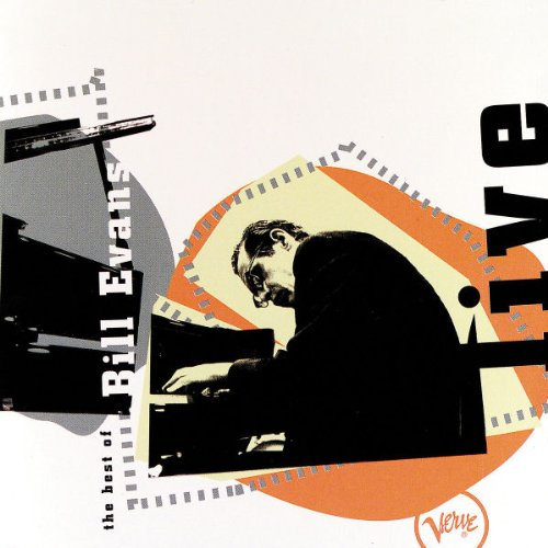 Best of Bill Evans Live on Verve by Polygram Records