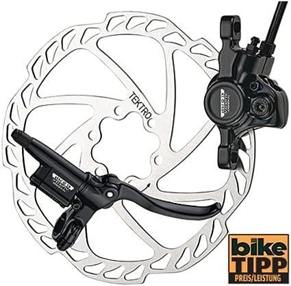 1 or 2 Rotor Tektro AURIGA 6 Bolt Disc Brake Bike Rotor 160mm Road CX MTB Bike