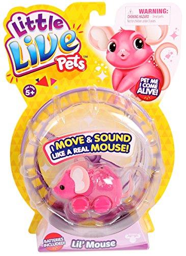 Little Live Pets Lil' Mouse - Little Twinkle