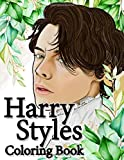 Harry Styles Coloring Book: Coloring Books for Alls Fans of Harry Styles with Fun, Easy and Relaxing Design