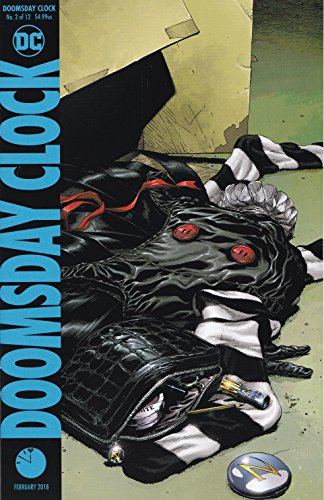 DOOMSDAY CLOCK #2 (OF 12) MAIN COVER (Release Date: 12/27/17)