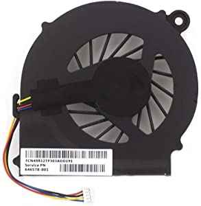 Aoofit Laptop CPU Cooling Fan Replacement for Hp Pavilion G7 G6 G4 Series, Compatible Part Number Mf75120v1-c050-s9a