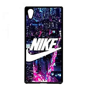 2016 Nike Logo Phone Funda Cover For Sony Xperia Z3plus Hard Funda,New Sport Brand Phone Funda Nike Design Jordan040