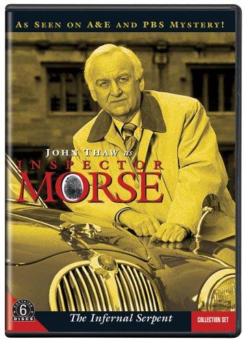 Inspector Morse: The Infernal Serpent Collection Set (Morse Dvd Set)