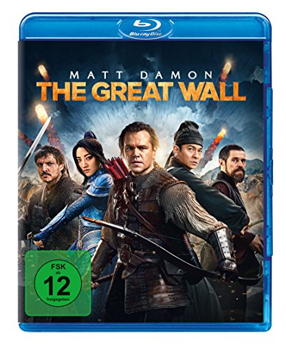 The Great Wall [Blu-ray]