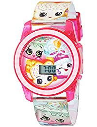 Pokemon Quartz Plastic Casual Watch, Color:Pink (Model: KIN4109)