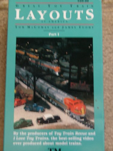 Great Toy Train Layouts of America Part (Great Toy Train Layouts)